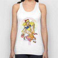 sailor venus Tank Tops featuring Sailor venus by Sophira-lou