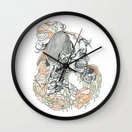 H (er) Wall Clock