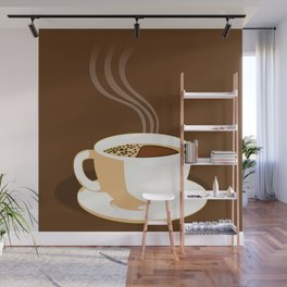 The Perfect Cup Of Coffee Wall Mural