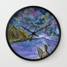 Starry Night Lineup at DiamondHead Wall Clock