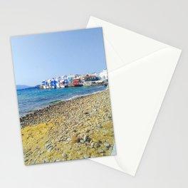 Little Venice Mykonos Stationery Cards