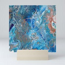Seaspray Lagoon Mini Art Print