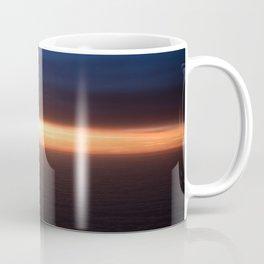 Sunset from the sky Coffee Mug