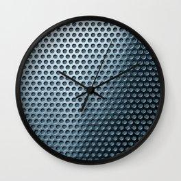 Punching*Trompe l'oeil Wall Clock