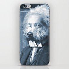 Albie Einstein iPhone & iPod Skin