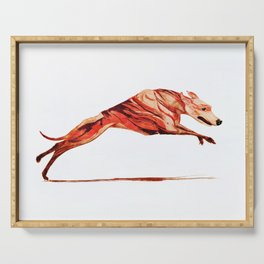 Whippet 2 Serving Tray
