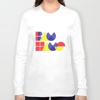 bauhaus Long Sleeve T-shirts featuring Bauhaus by Romivavi