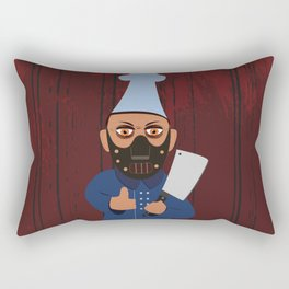 Chef Hannibal Rectangular Pillow