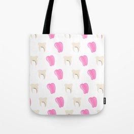 Chew Chew Tote Bag
