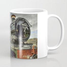 Steam Locomotive 4936 Kinlet Hall Coffee Mug