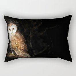 Night watch Rectangular Pillow