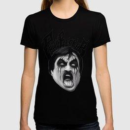 Black Metal Paul Bearer T-shirt