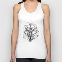 bee Tank Tops featuring Bee. by sonigque