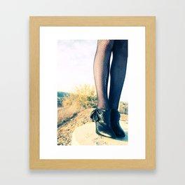 Classy Framed Art Print