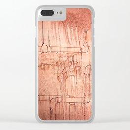 Conduit Clear iPhone Case