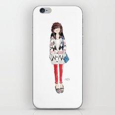 TRAPPER iPhone & iPod Skin