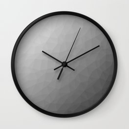 Black flakes. Copos negros. Flocons noirs. Schwarze flocken. черные хлопья. Wall Clock