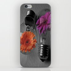Flower bulbs iPhone & iPod Skin