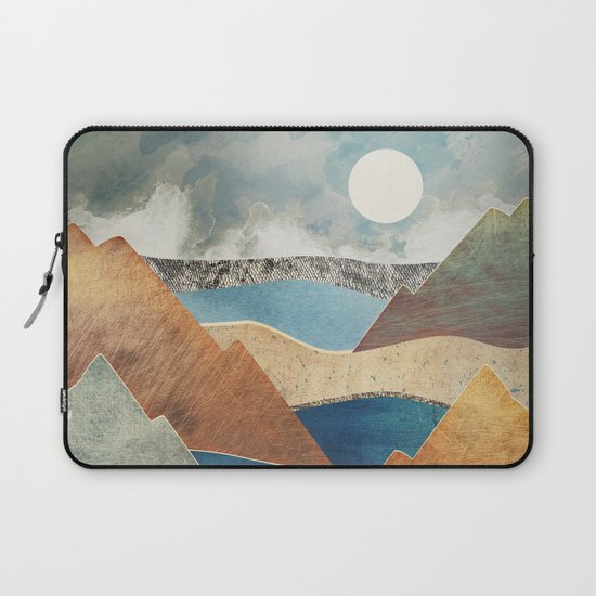 Mountain Pass Laptop Sleeve