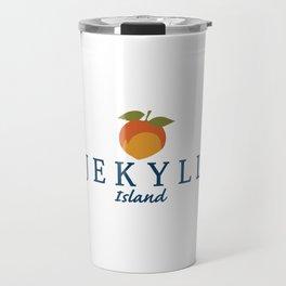 Jekyll Island - Georgia. Travel Mug