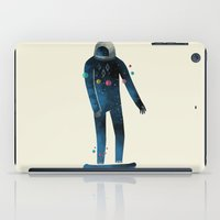 skate iPad Cases featuring Skate/Space by Reno Nogaj