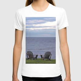 Seating by the Sea T-shirt