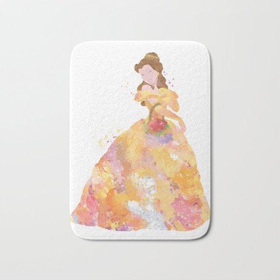 Princess Belle Bath Mat