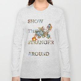 This Stranger Long Sleeve T-shirt