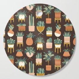 Cacti & Succulents Cutting Board