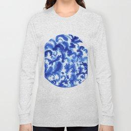 Blue culture Long Sleeve T-shirt