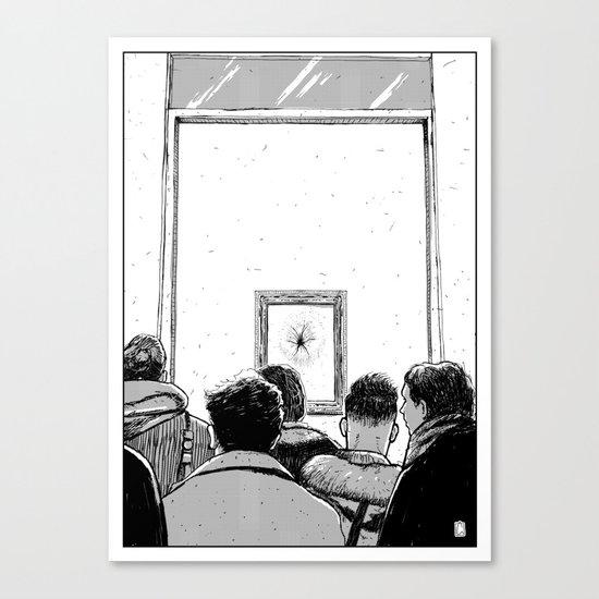 """""""The connoisseurs"""" Canvas Print"""
