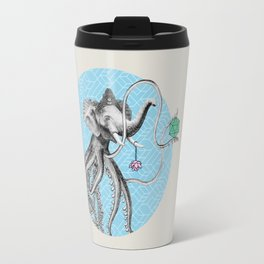 Elephantopus Travel Mug