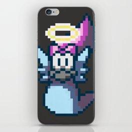 Pixel Angel Ogura iPhone Skin