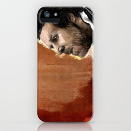 Blood of the Martyrs iPhone Case
