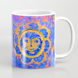 Eternal sunshine (mug | blue and gold) Coffee Mug