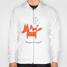 Love me love my foxes.  Hoody