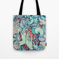 Manic Episode Tote Bag