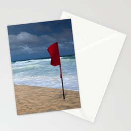No Swimming Stationery Cards