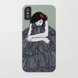 Ink 001 iPhone Case