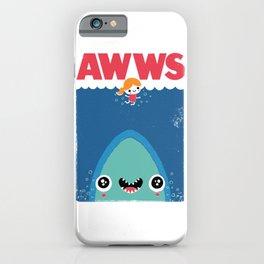 AWWS iPhone Case