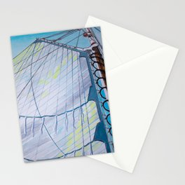 The Mainsail Stationery Cards