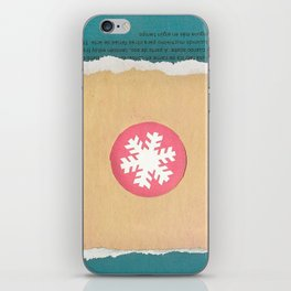 Winter Tales iPhone Skin