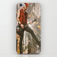 michael clifford iPhone & iPod Skins featuring Clifford Michael // Live by Fan_Girl_Designs