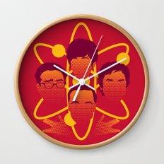 Big Bang Rhapsody Wall Clock