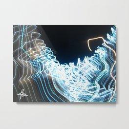 Lightscape 11 Metal Print