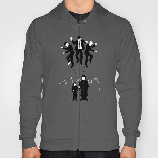 Because it's Cool. Hoody