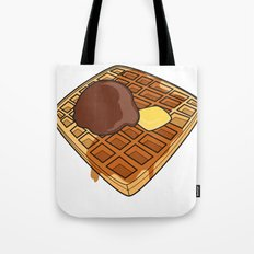 Waffle Time is Anytime. Tote Bag