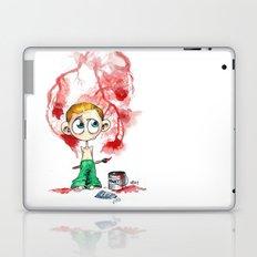 Little Coriolanus Laptop & iPad Skin