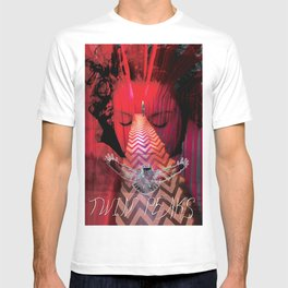 "Twin Peaks ""A Path to The Infinite"" T-shirt"