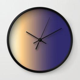 Gradient line V1 Wall Clock